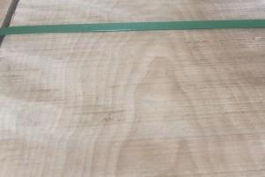 俄罗斯桦木自然宽板材高清图片