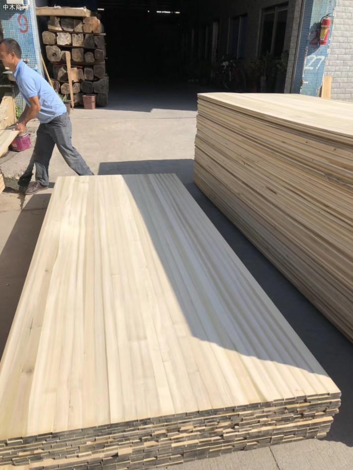 黄杨木直拼板的优点