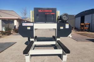 自动卧式木工带锯机1000龙门锯厂家批发价格