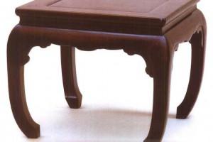 中国古典家具里的高束腰是什么?与古典家具里的束腰有什么不同?