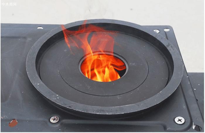 因为采用了空气回风的原理进行设计即使炉体是封闭的