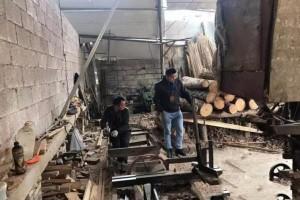 贵州省都匀市沙包堡开展木材加工企业安全生产大检查
