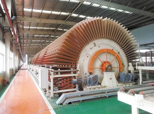 广西丰林木业集团人造板自动化生产基地建设通过验收