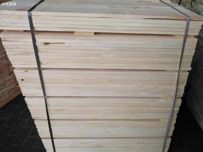 乌克兰樟子松建筑木方厂家