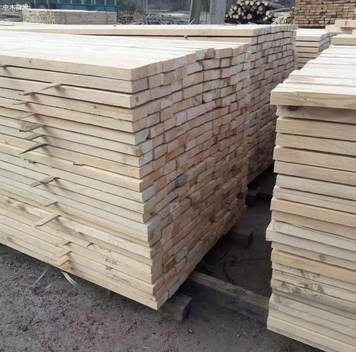 乌克兰樟子松建筑木方