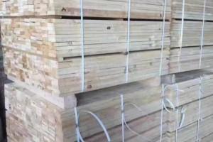 乌克兰樟子松建筑木方价格多少钱一方
