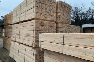 乌克兰樟子松建筑木方价格多少