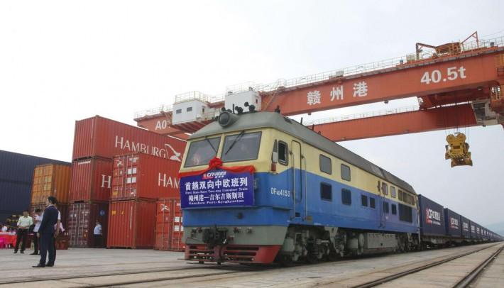 江西赣州进出口木材中转交易中心项目进展顺利