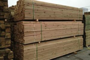 满洲里木材冬季运费下浮20-30%