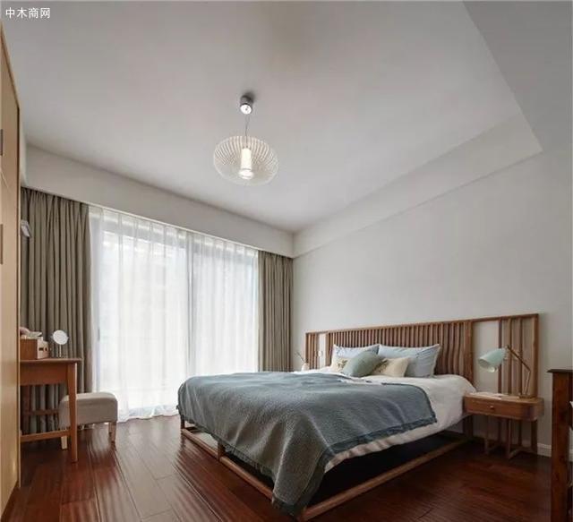 新中式卧室,睡着舒适,看着档次