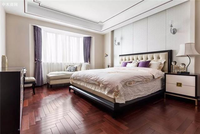护墙板床头墙装修效果图