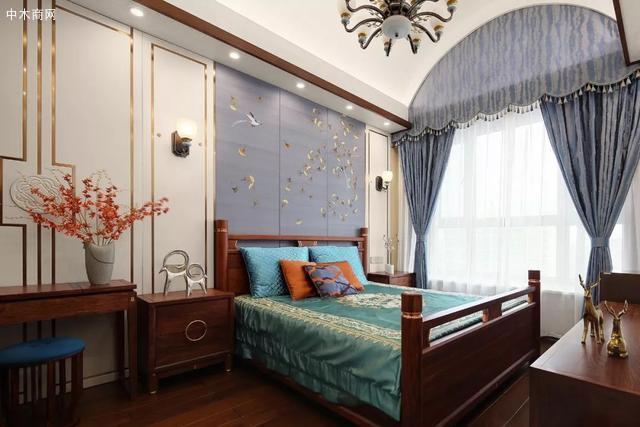床头墙装修图片