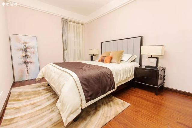 新中式卧室价格