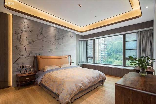 床头墙图片