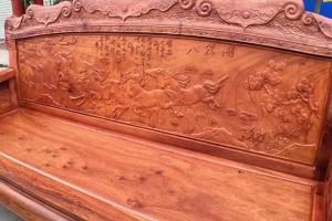 2到3万元能买什么样的红木沙发?如何挑选红木沙发?