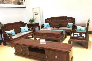 印尼黑酸枝6件套红木沙发价格如何?在北方怎样挑选印尼黑酸枝沙发?