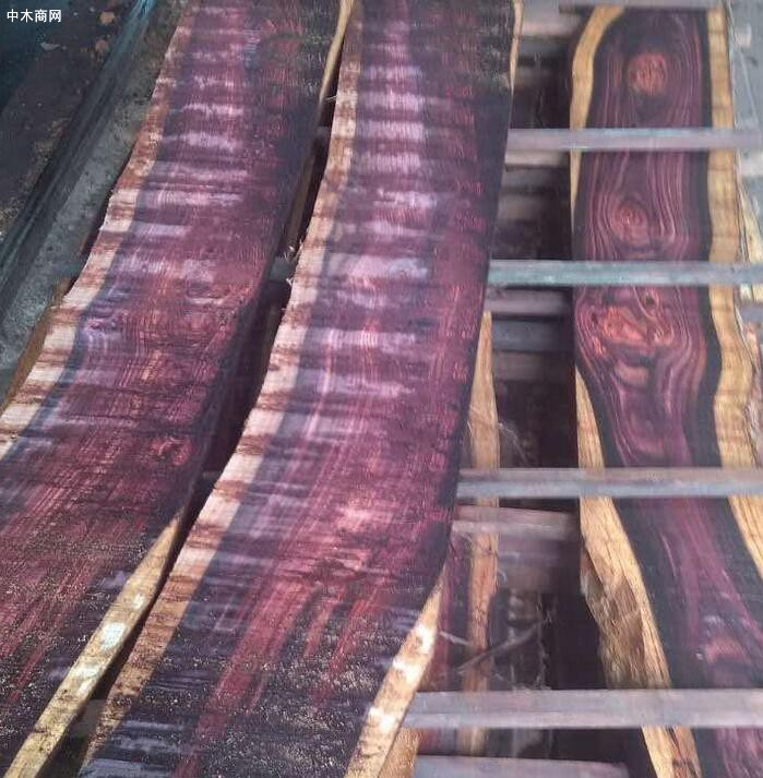 阔叶黄檀木价格多少钱一吨