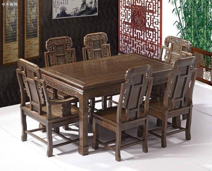 求购:鸡翅木家具一整套