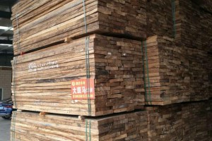 上海福人木材市场小斑马、大斑马锯材价格多少钱_2020年1月17日