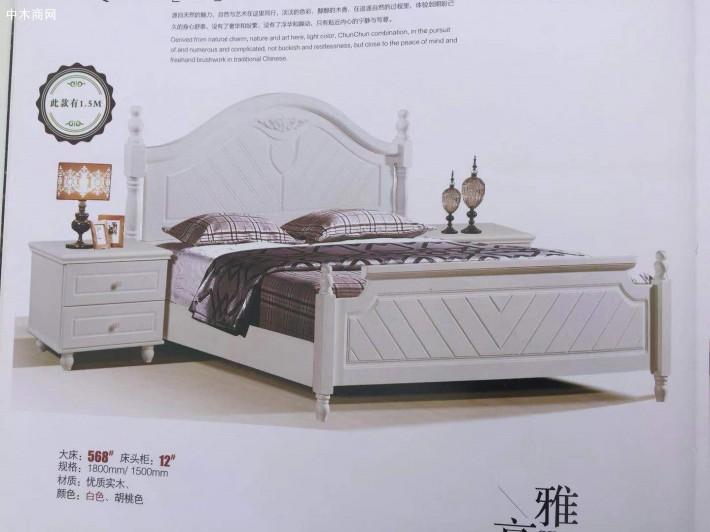 一般实木床价格多少钱品牌