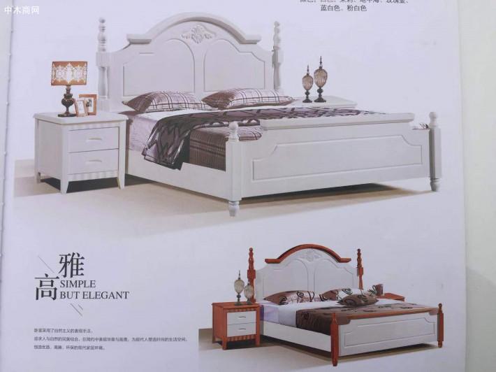 一般实木床价格多少钱厂家