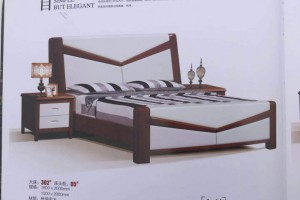 一般实木床价格多少钱