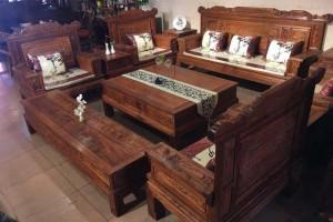 买一整套家庭用的红木家具大概多少钱?