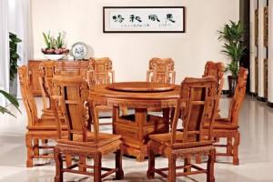 五万元左右的一套客厅红木家具有没有收藏价值?