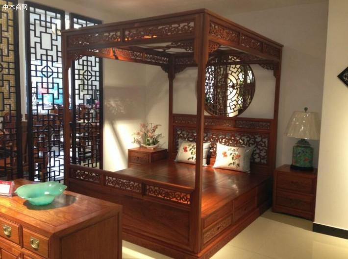 缅甸花梨木红木家具价格——家具结构