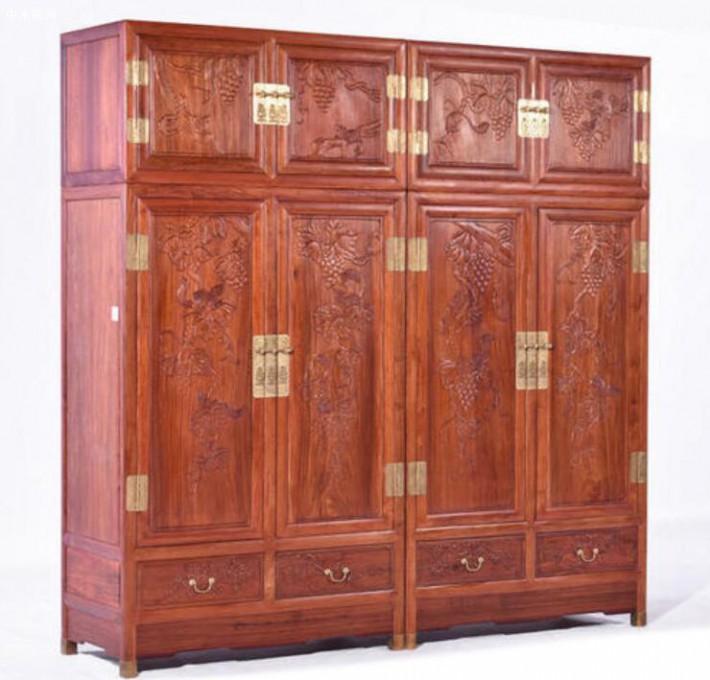 缅甸花梨木红木家具价格——家具配件