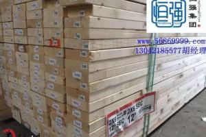 优质加松SPF板材批发