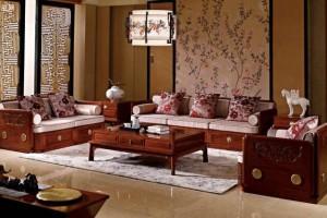 红木沙发是否适合年轻人的客厅装修?