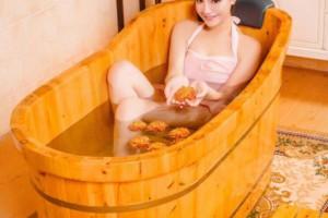 木质浴桶的优缺点有哪些?该如何选购木浴桶呢?