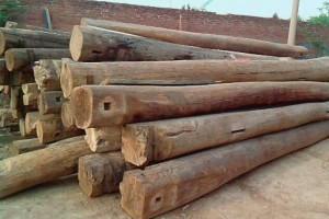 老榆木和新榆木板材的区别,看懂这些再买老榆木家具就坑不了你了
