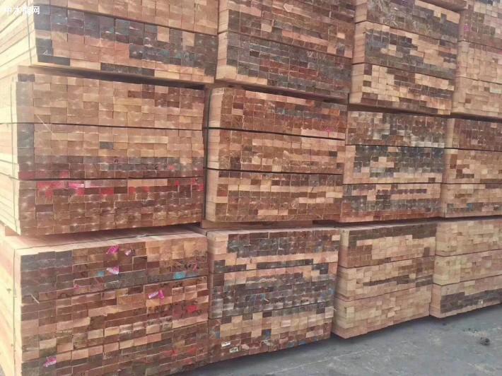 太仓建筑木方4x6木方多少钱一根价格