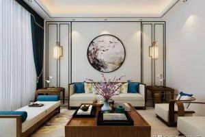 客厅沙发背景墙上挂什么好看?如何给沙发背景墙增添色彩和层次感呢?