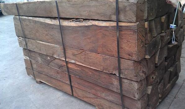 求购:墨西哥微凹黄檀原木