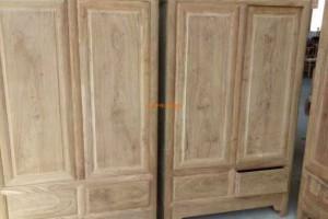 丰伟古典老榆木家具顶箱柜出售1米*2.2米