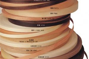 木皮封边条,天然实木木皮封边条,家具木皮封边条价格优惠