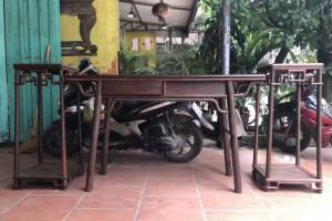 红木家具大红酸枝中式条案供桌实木中堂条几神台佛台仿古玄关桌子