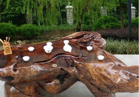 木雕茶桌好,还是根雕茶桌好?有什么建议?