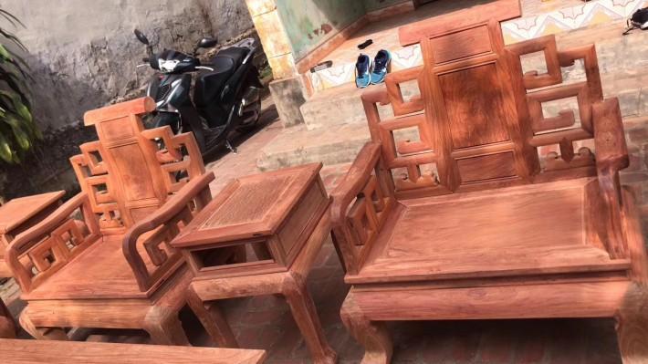 大富贵缅甸花梨木沙发品牌