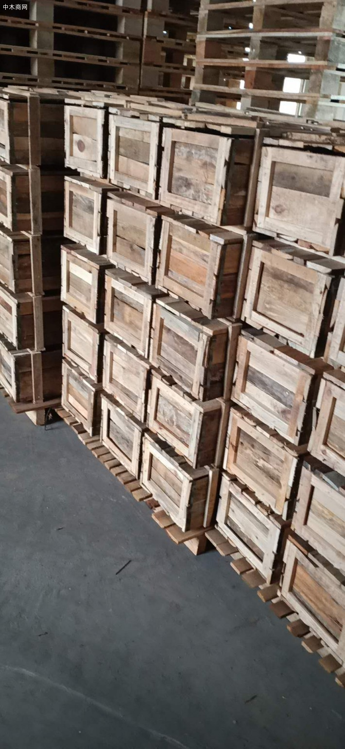安乡各种木包装箱生产厂家批发价格图片