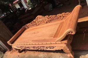 缅甸黄花梨贵妃床,大果紫檀贵妃榻,老红木贵妃床,美人躺椅,贵妃榻,明清式贵妃榻