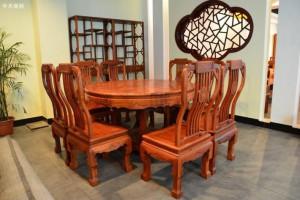 缅甸花梨红木家具如何保养好?缅甸花梨木家具价格一般是多少?