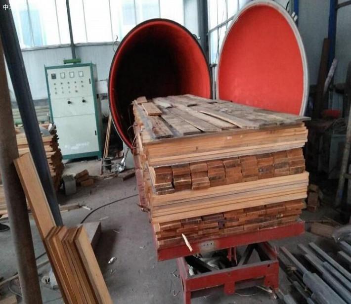 高频真空木材干燥机配置