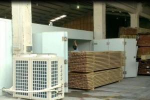 巨发干燥设备公司供应定做木材烤房,并提供木材烤房设计图