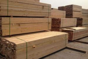 建筑木方批发,铁杉,花旗松工程跳板,精品方木天门黄石直销