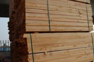 上海浙江太仓国亮木业木材木方销售加工铁杉花旗松批发销售