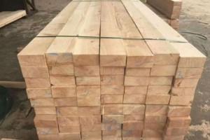 东莞吉龙木材市场进口锯材价格多少钱一方_2020年2月15日